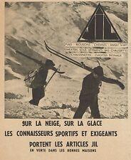 Z9371 Vetements JIL -  Pubblicità d'epoca - 1936 Old advertising
