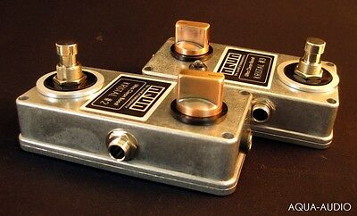 brand new hand made 39 kristal 39 clean boost buffer guitar pedal ebay. Black Bedroom Furniture Sets. Home Design Ideas