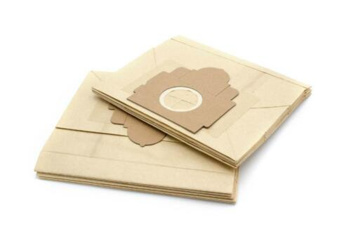 10x Staubsaugerbeutel Papier für Menalux 2101 DCT 144
