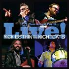 You Asked For It...Live! von Rick & The Nightcats Estrin (2014)
