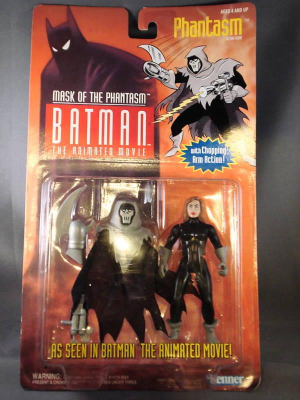 1993 Kenner Batman Phantasm Action Figure