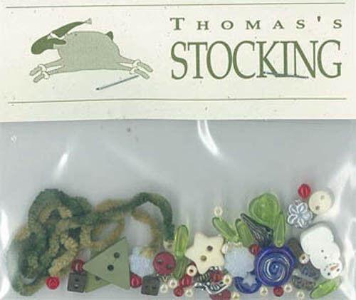 Thomas/'s Stocking Charm Pack Embellishments Shepherd/'s Bush
