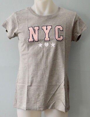 XS /& L Mossimo Ladies Printed T Shirts XXS GREY SIZES NEW