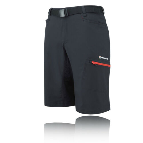 Montane Mens Dyno Stretch Shorts Pants Trousers Bottoms Black Sports Outdoors