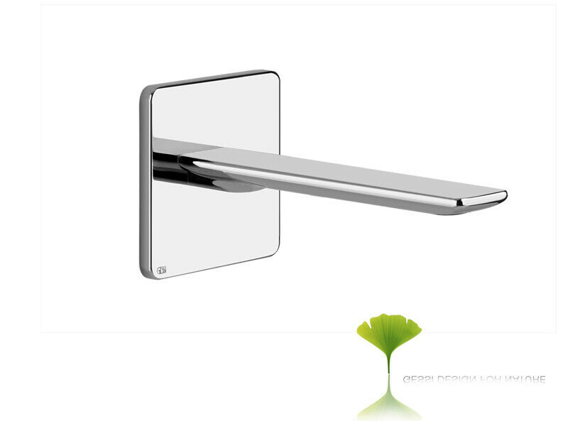 Gessi spout Ispa wall spout for sink 41100