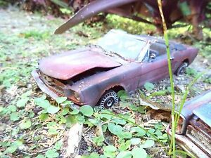 1964 1 2 ForD MusTang UnResTored Junker Lot
