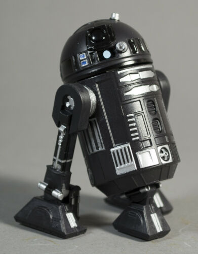 C2-B5 Star Wars Rogue One Disney Droid Factory Build-a Astromech Loose complet