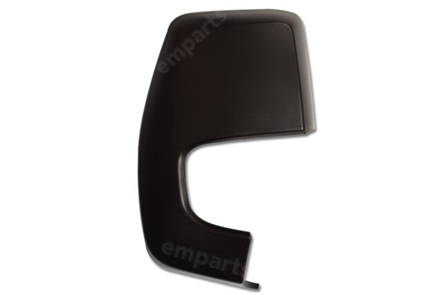 Ford Transit MK8  Door Wing Mirror Black Inner Frame Cover Right O//S 2014 On