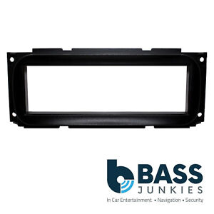 CT24CH02 Chrysler Grand Voyager 2001 On Car Stereo Single Din Fascia Facia Panel