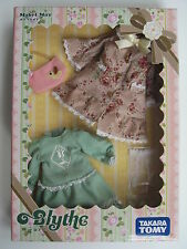 """Takara Blythe """"Mabel May"""" Official Dress Outfit Set 2008 NRFB"""