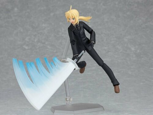 Used Max Factory figma Fate Zero Saber Zero Ver PVC From Japan