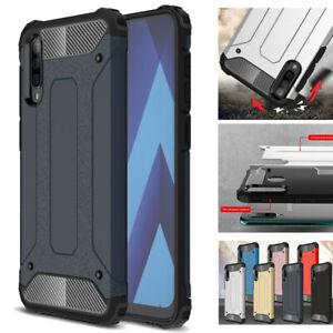 Chocs-Armure-Rigide-Etui-Arriere-pour-Samsung-Galaxy-A10-A30-A40-A50-A70