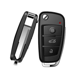HD 720P Mini IR Night Vision Spy Car Key Camera Motion Detection DVR Camcorder