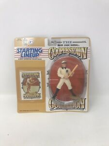 VTG Starting Lineup 1994 Ty Cobb Cooperstown Action Figure Kenner Detroit Tigers