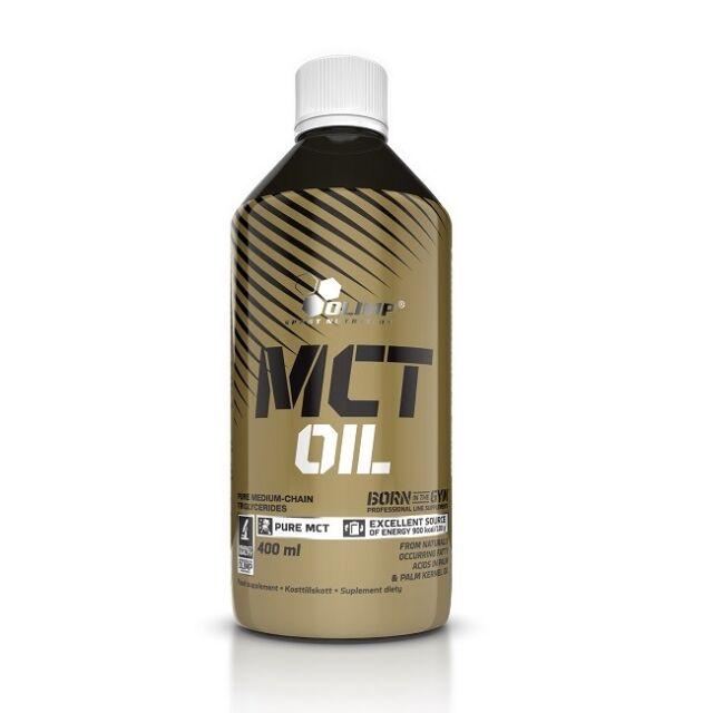 Olimp Öl MCT 400ml Fettsäuren Diät Weight Management