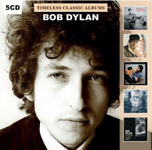 Bob-Dylan-5-Albums-inc-Finjan-Club-In-Montreal-July-2-1962-5-CD-NEW-SEALED