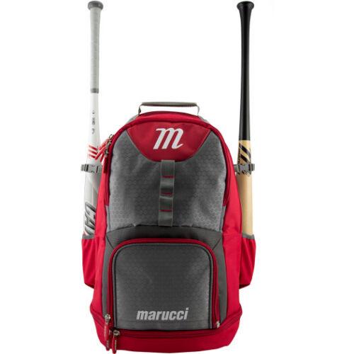 Equipment Bat Pack Bag Marucci F5 Series Baseball /& Softball Backpack