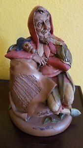 RIGOLETTO ~Tom Clark Rare Gnome ~ Cairn ~ Ed #6 ~ Hand Signed