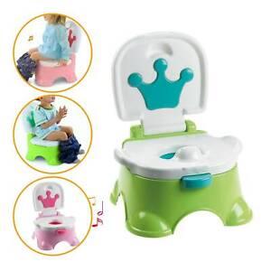 Pot-de-Toilette-fauteuil-Chaise-musical-pour-bebe-enfant-theme-Toilet-Trainer