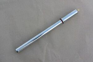 Pompe-en-acier-chrome-L-470-mm-pour-velo-vintage-raccord-Presta