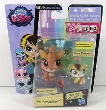 Littlest Pet Shop Pet Pawsabilities Benson Detwyler /& Harris Faulkner Hasbro A8426000