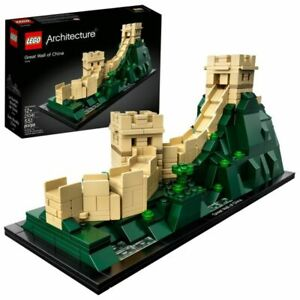 Lego-21041-Architecture-Great-Wall-of-China-new-box-is-perfect-condition-retired