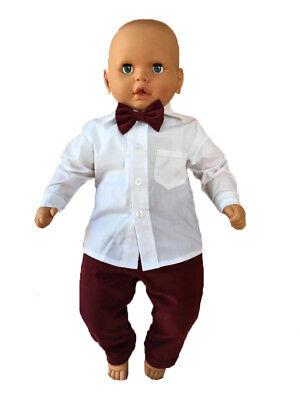 Rational Taufanzug Festanzug Hochzeit Anzug 3 Teilig Set Gr 62 68 74 80 Keep You Fit All The Time Baby & Toddler Clothing Christening