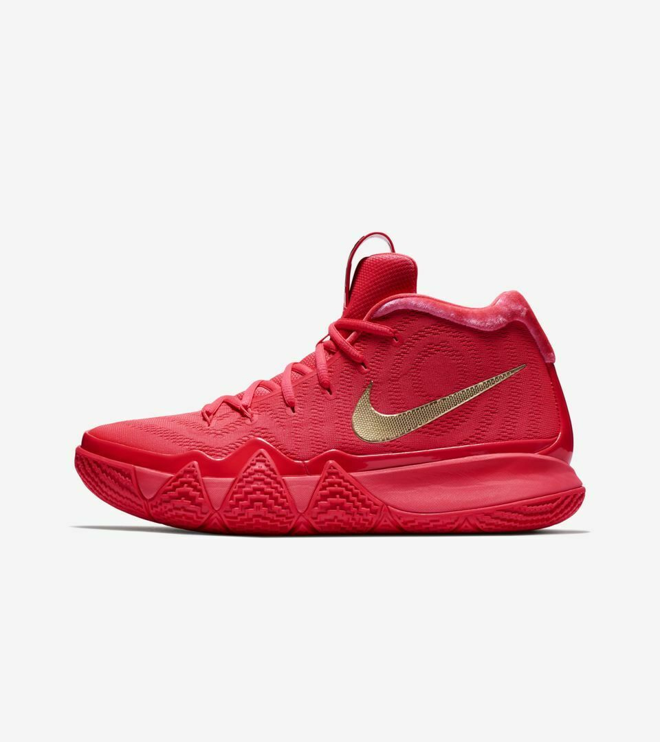 NIKE KYRIE 4 14 Rojo Carpet Orbit 943806 602 5 Concepts AS What IV Uncle Drew PE