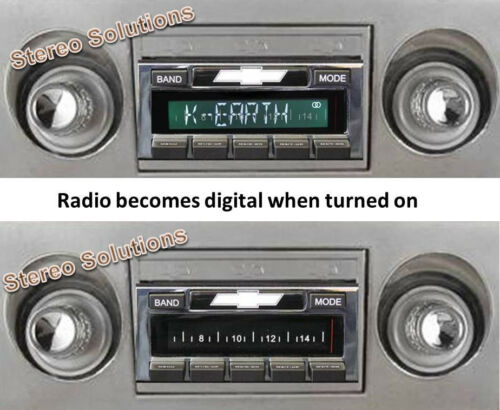 73-77 Monte Carlo NEW USA-630 II* 300 watt AM FM Stereo Radio iPod USB Aux Input