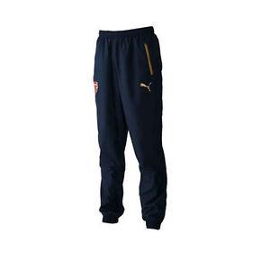 Détails sur Puma Arsenal Afc 201516 Hommes Polyester Fitness Jogging Pantalon 747605 02