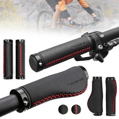 1 Pair Cycle Road Bike Handlebar End Lock-On Plugs Bar Grips Caps Covers GF xc