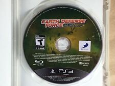 Earth Defense Force: Insect Armageddon (Sony PlayStation 3, 2011)
