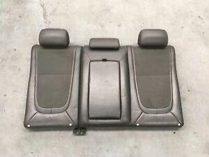 Jaguar XF X250 08-16 Upper Rear Seat Cushion Charcoal W/Cupholders Wrecking