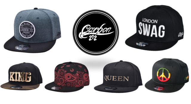 Carbon 212 Worldwide Extreme Edition Round Patch Snapback Cap