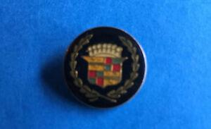 Cadillac GM Car Auto Club Jacket Hat Biker Vest Collectible Lapel Pin