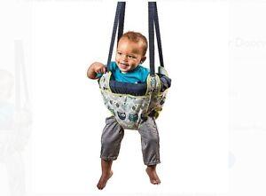 Evenflo-Baby-Doorway-Bouncer-Jumper-Seat-Johnny-Jump-Up-Owl