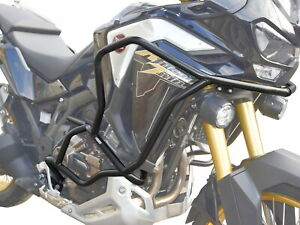 Sturzbugel Heed Honda Crf 1100 Africa Twin Adventure Sports Dct Schwarz Ebay