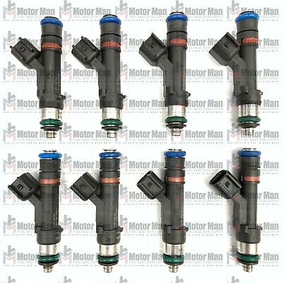 8x OEM Bosch Fuel Injectors For 2005 Mercury Grand Marquis 4.6L V8  #0280158064