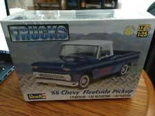 Revell 17225 1966 Chevy Fleetside Pickup Bausatz 1:25