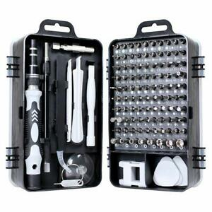DéVoué Gocheer 115 En 1 Mini Set Tournevis Precision Kit Tools Petit Boite Tournevis... Les Catalogues Seront EnvoyéS Sur Demande