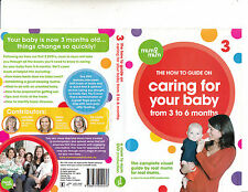 Mum to Mum:3-The How To Guide On:Caring For Your Baby:3 to 6 Months-Baby-DVD