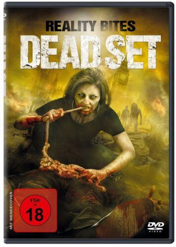 1 von 1 - Dead Set - Reality Bites 2 DVDs NEU OVP