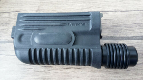 Bulgarian Arsenal Flashlight Handguard Grip Torch and other plastic accessories