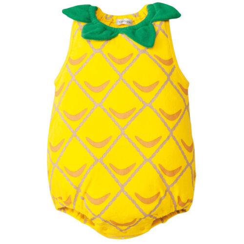 Cotton Newborn Kids Baby Girl Boy Bodysuit Romper Jumpsuit Clothes Outfits