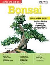 Home Gardener's Bonsai (Specialist Guide), David Squire, New Book
