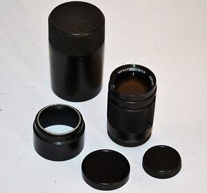 RUSSIAN-USSR-TELEPHOTO-JUPITER-37A-f3-5-135mm-LENS-M42-mount-ITEM-19
