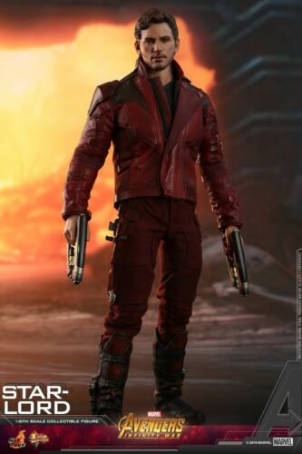 Hot Toys MMS539 1//6th Avengers:Infinity War Star-Lord Soldier Action Figure Toys
