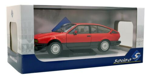 Neu Rot Solido 421184800-1//18 Alfa GTV6
