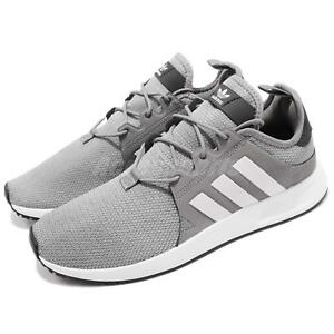 035f00728f16 adidas Originals X PLR Grey Footwear White Men Running Shoes ...