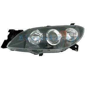 Image Is Loading Tyc 04 09 Mazda 3 Hatchback Headlight Headlamp